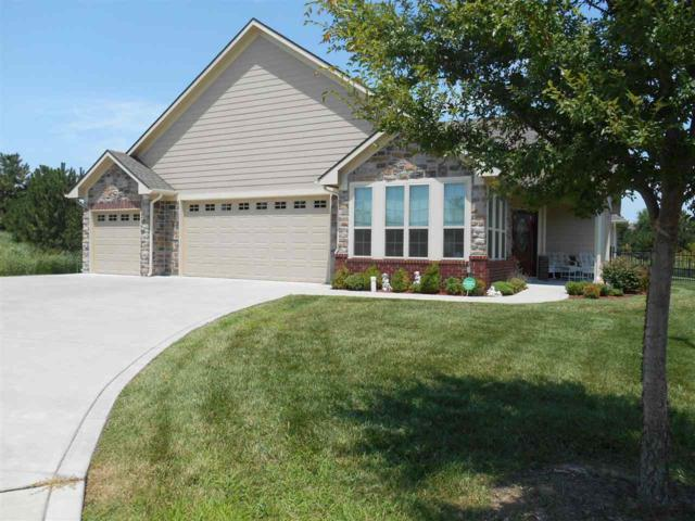 3945 N Watercress Ct., Maize, KS 67101 (MLS #562846) :: On The Move