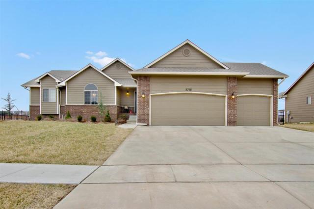5318 N Rock Spring St, Bel Aire, KS 67226 (MLS #562850) :: On The Move