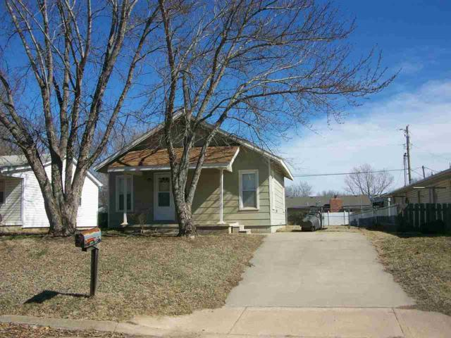 1706 N 10th Street, Arkansas City, KS 67005 (MLS #562861) :: Wichita Real Estate Connection