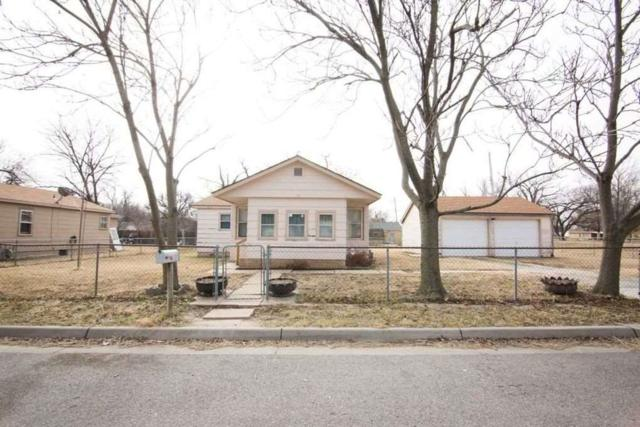 209 W Aley Way, Wichita, KS 67204 (MLS #562868) :: On The Move
