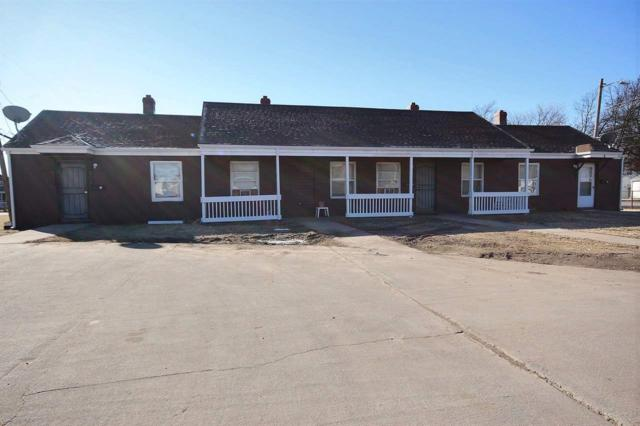 836 N Oliver Ave 826 N Oliver, 8, Wichita, KS 67208 (MLS #562885) :: On The Move