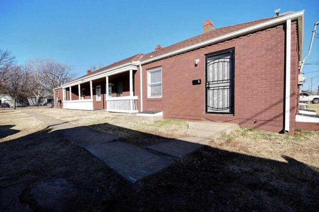 826 N Oliver Ave 836 N Oliver, 8, Wichita, KS 67208 (MLS #562888) :: Wichita Real Estate Connection