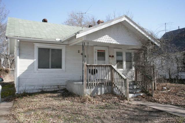 144 N Madison Ave, Wichita, KS 67214 (MLS #562896) :: On The Move