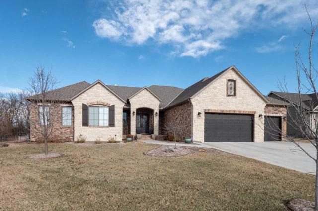 15212 E Summerfield, Wichita, KS 67230 (MLS #562968) :: On The Move