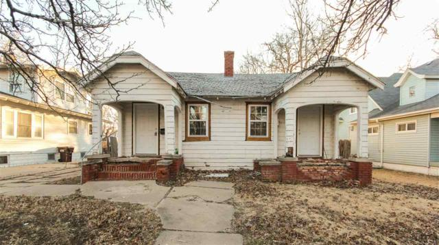 124 & 126 S Green St, Wichita, KS 67211 (MLS #562970) :: On The Move