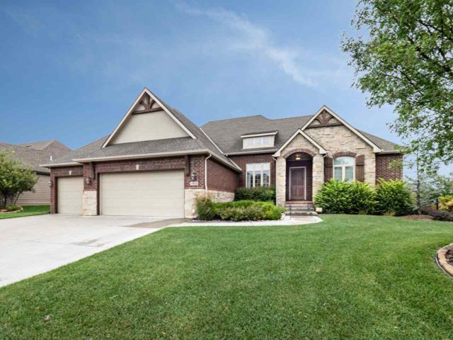 1512 N Ridgehurst St, Wichita, KS 67230 (MLS #563002) :: Pinnacle Realty Group