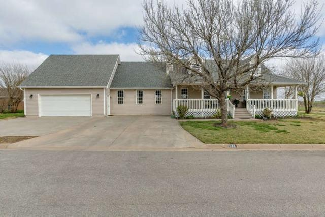 522 E 2nd Ave, Cheney, KS 67025 (MLS #563072) :: On The Move
