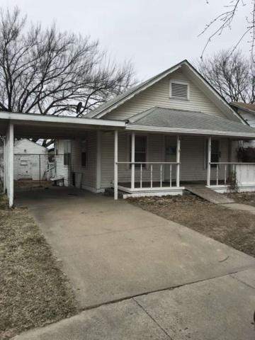 821 S Summit, Arkansas City, KS 67005 (MLS #563114) :: Wichita Real Estate Connection