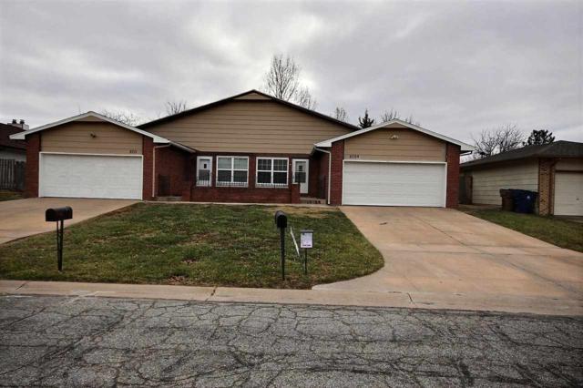8711 E Longlake Cir 8709 E LONGLAKE, Wichita, KS 67207 (MLS #563151) :: Wichita Real Estate Connection