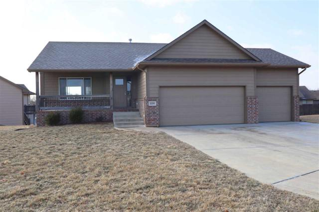 1231 S Horseback Ct, Wichita, KS 67230 (MLS #563179) :: On The Move