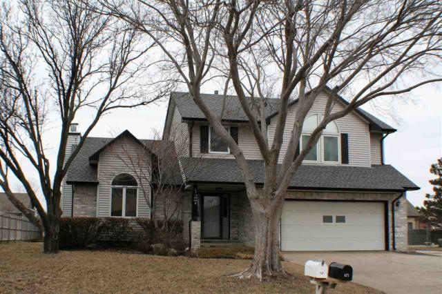 127 Lioba Dr, Andover, KS 67002 (MLS #563183) :: On The Move