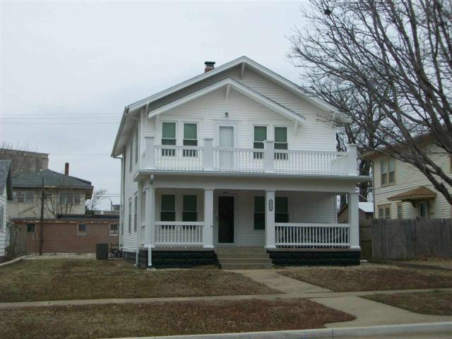611 S A Street, Arkansas City, KS 67005 (MLS #563228) :: On The Move