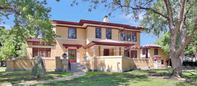 304 N Bluff St, Wichita, KS 67208 (MLS #563233) :: Pinnacle Realty Group