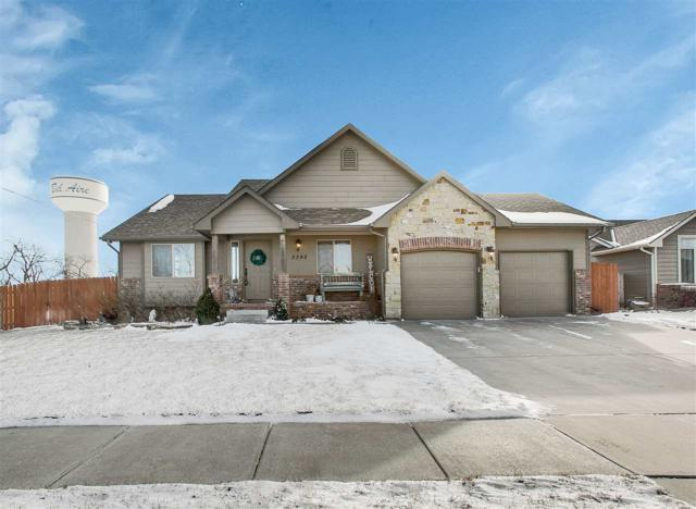 5398 N Rock Spring St, Bel Aire, KS 67226 (MLS #563244) :: On The Move