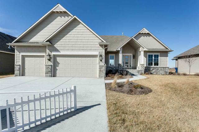 2501 N Paradise Cir, Wichita, KS 67205 (MLS #563292) :: On The Move