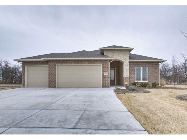 6265 E Central Park Ct., Bel Aire, KS 67220 (MLS #563299) :: On The Move