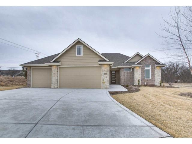 6277 E Central Park Ct., Bel Aire, KS 67220 (MLS #563300) :: On The Move