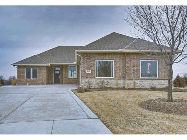 6285 E Central Park Ct., Bel Aire, KS 67220 (MLS #563301) :: On The Move