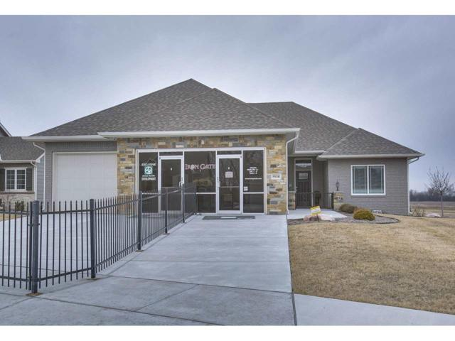5938 E Wildfire, Bel Aire, KS 67220 (MLS #563303) :: On The Move