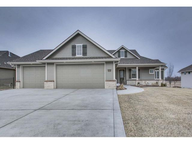 5934 E Wildfire, Bel Aire, KS 67220 (MLS #563305) :: On The Move