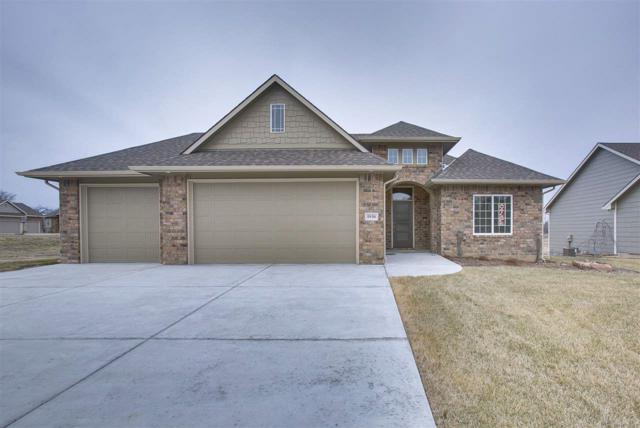 5930 E Wildfire, Bel Aire, KS 67220 (MLS #563306) :: On The Move