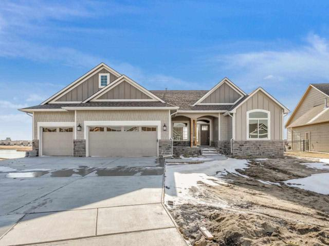 2335 N Lakeside Cir, Andover, KS 67002 (MLS #563344) :: On The Move