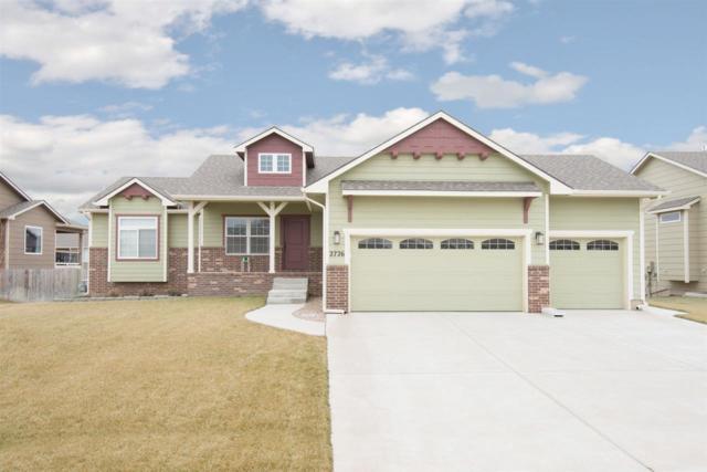 2726 S Lark Ln, Wichita, KS 67215 (MLS #563375) :: On The Move