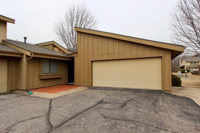 8201 E Harry St Unit 1703, Wichita, KS 67207 (MLS #563378) :: On The Move