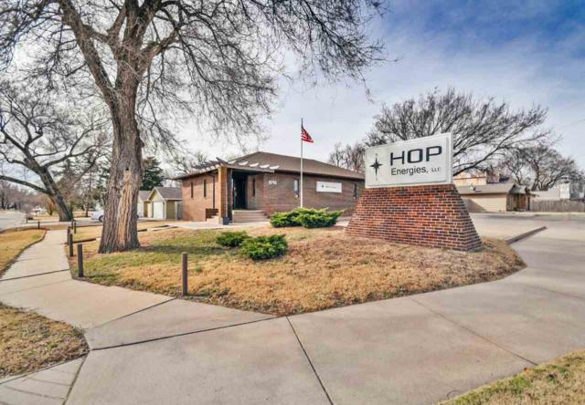 4715 W Central Ave, Wichita, KS 67212 (MLS #563381) :: On The Move