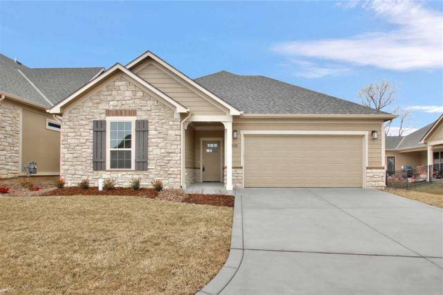 1237 S Nineiron, Wichita, KS 67235 (MLS #563409) :: On The Move