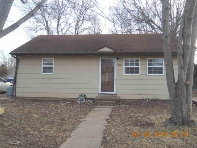 309 Random Rd, Arkansas City, KS 67005 (MLS #563426) :: On The Move