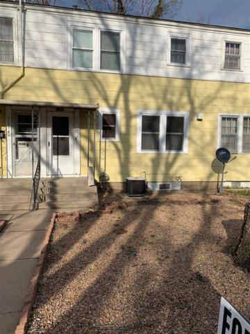 1116 S Pershing, Wichita, KS 67218 (MLS #563445) :: Wichita Real Estate Connection