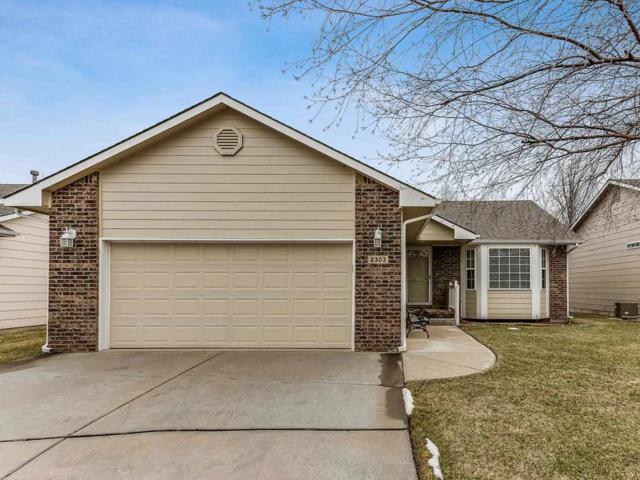 2303 N Covington Ct, Wichita, KS 67205 (MLS #563485) :: On The Move