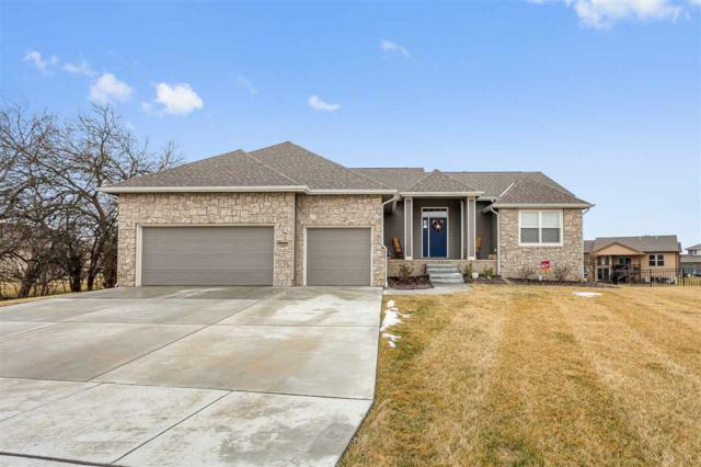 2407 N Silverdale St, Andover, KS 67002 (MLS #563495) :: On The Move