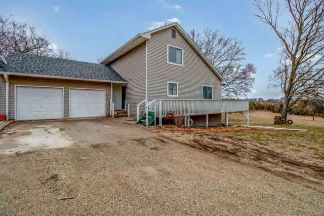 3738 SW Hunter Rd, Towanda, KS 67144 (MLS #563501) :: Wichita Real Estate Connection