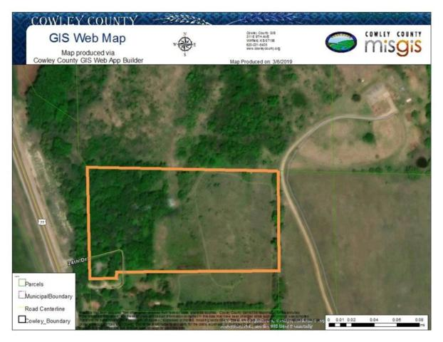 9064 24th Dr, Rock, KS 67131 (MLS #563539) :: On The Move