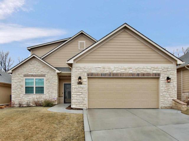 1243 S Siena Ct, Wichita, KS 67235 (MLS #563583) :: On The Move