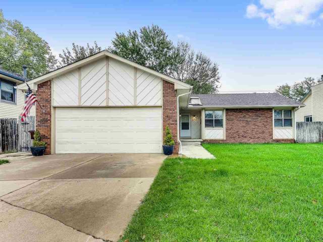 2514 S Dalton St, Wichita, KS 67210 (MLS #563612) :: Wichita Real Estate Connection