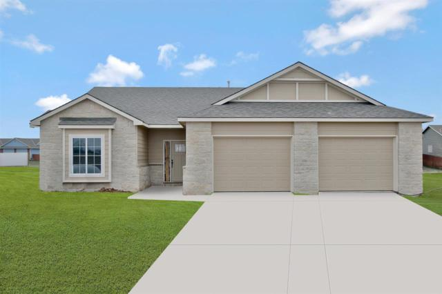 3003 N Susan Ln, Mulvane, KS 67110 (MLS #563614) :: On The Move