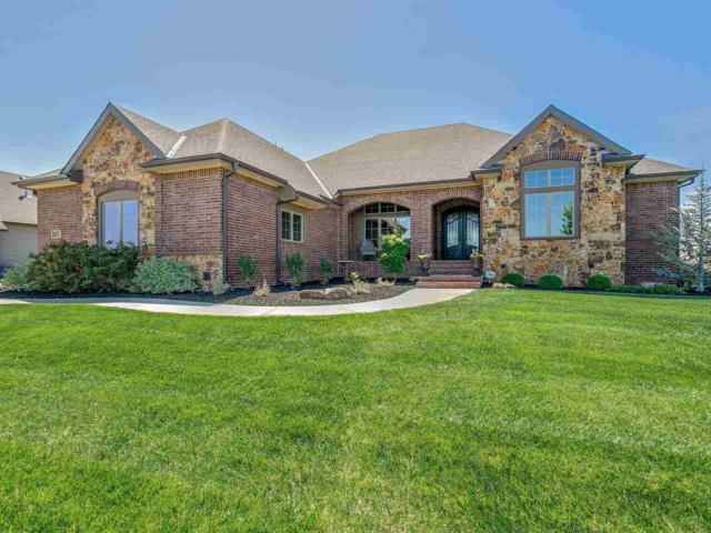 2605 N Bayside Ct, Wichita, KS 67205 (MLS #563628) :: Lange Real Estate