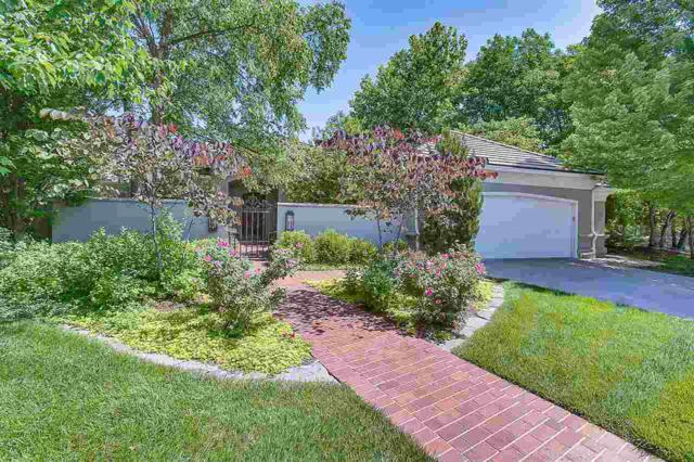 1533 N Foliage Ct, Wichita, KS 67206 (MLS #563653) :: On The Move