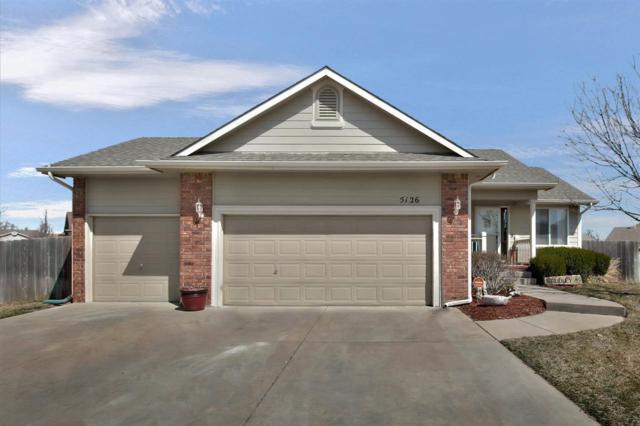 5126 N Peregrine Ct, Wichita, KS 67219 (MLS #563677) :: On The Move