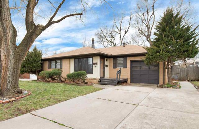 439 S Lakeview Dr, Derby, KS 67037 (MLS #563689) :: On The Move