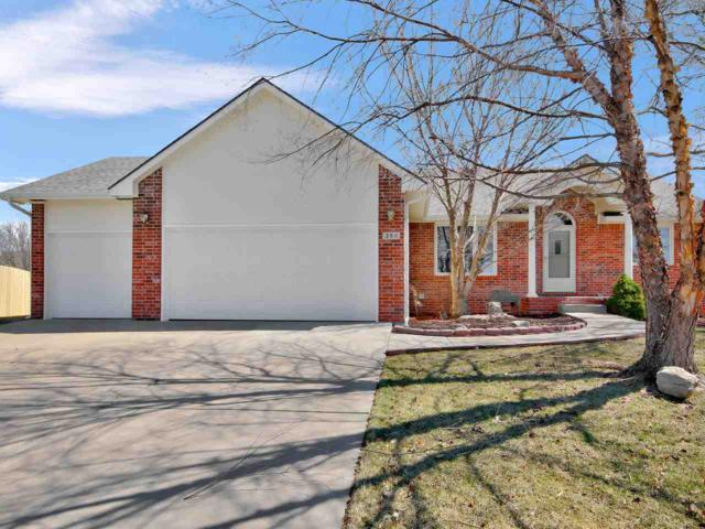 350 S Clubhouse Cir., Andover, KS 67002 (MLS #563732) :: On The Move