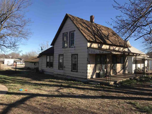 110 N Chisholm St, Caldwell, KS 67022 (MLS #563745) :: Pinnacle Realty Group