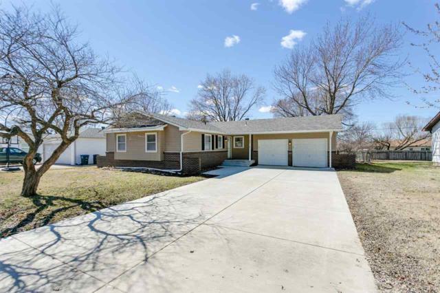 427 Simpson Rd, El Dorado, KS 67042 (MLS #563778) :: On The Move