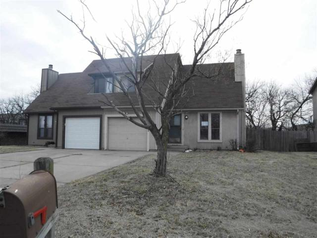 1319 S Linden St, Wichita, KS 67207 (MLS #563784) :: On The Move