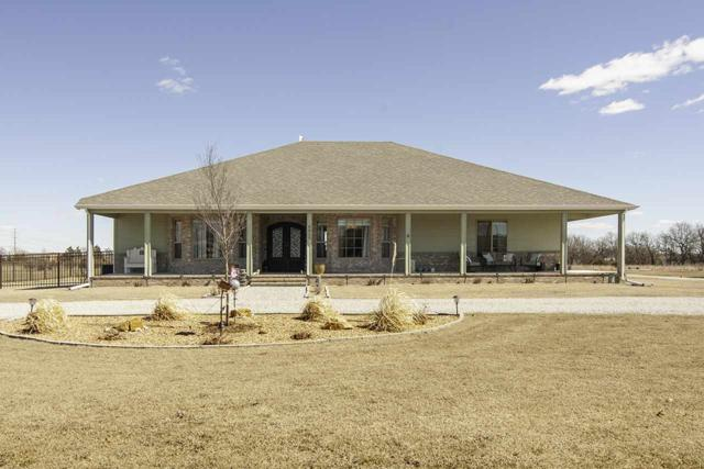5940 S 107TH ST E, Derby, KS 67037 (MLS #563786) :: On The Move