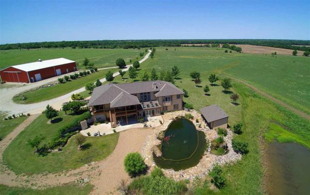 8320 S Greenwich Rd, Derby, KS 67037 (MLS #563817) :: On The Move