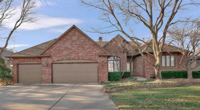 2309 W Timbercreek Cir, Wichita, KS 67204 (MLS #563824) :: On The Move